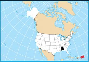 Puerto Rico Map Extent