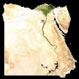 Egypt Satellite Map