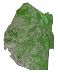 Eswatini Satellite Map