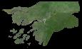 Guinea-Bissau Satellite Map