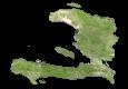Haiti Satellite Map