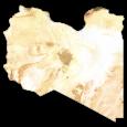 Libya Satellite Map